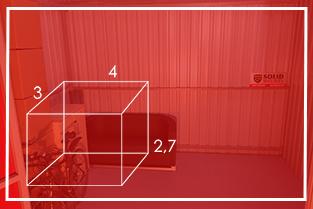 Rozmiar Boxów 12m²