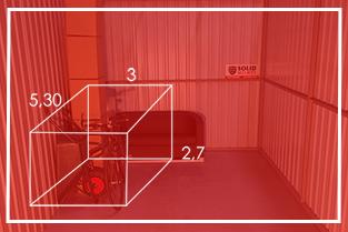 Rozmiar Boxów 16m²